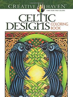 AmazonSmile Creative Haven Celtic Designs Coloring Book Books 9780486803104
