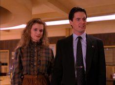 Twin Peaks Annie & Dale