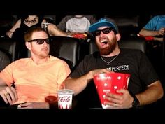 Stereotypes: Movie Theater - Dude Perfect