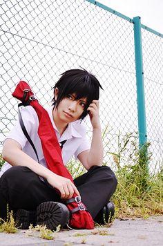 Okumura Rin From Ao No Exorcist.