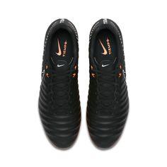 Chaussure de Football Nike Tiempo Legend VII Academy SG Noir