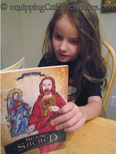 review of Sense of the Sacred coloring book and companion
