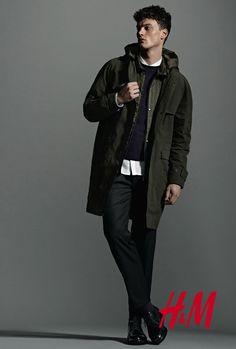 H & M Menswear Fall Winter 2013 2014