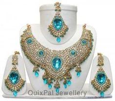 Turquoise indian jewelery