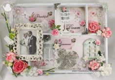 Stormydog's Gallery: Love Tray - DT work for The Shabby Tea Room