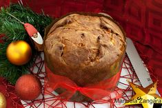 The REAL Panettone recipe - 4 doughs and 16 hours to make! (The Peruvian version includes candied papaya)  A traditional Italian Christmas cake