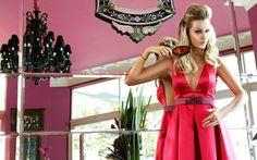 Ana Paula Siebert vira Barbie para ensaio de moda do EGO (Foto: Marcos Serra Lima/EGO)