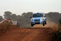 Salto Martinez rally internacional Erechim 2012