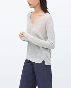 Image 2 of SHIMMER SWEATER from Zara