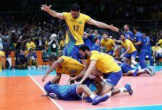 Blog Esportivo do Suíço: Brasil bate Itália, volta ao topo após 12 anos e é tricampeão olímpico