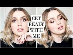 💋 Get Ready With Me: DATE NIGHT Makeup Look 💋 | allanaramaa - YouTube