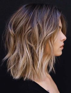 Find out the most amazing styles of balayage hair colors and balayage highlights with rough around edges in 2018. Balayage is one of the those hair colors which are much loved hair colors aming ladies since last many years. See here our top ideas of these balayage highlights to make you look more cute in 2018.