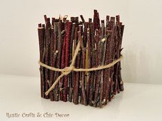 Crafts With Branches