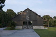 Morton horse barn in Tomball, TX