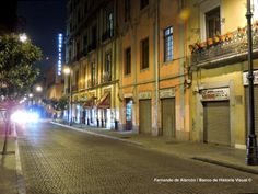 Centro de la ciudad. / Downtown.