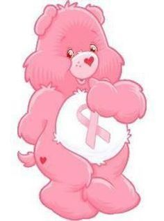 Pink Power Care Bear