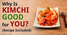 Try this probiotic-rich, easy kimchi recipe and reap the benefits of a healthy and thriving gut. http://articles.mercola.com/sites/articles/archive/2014/12/28/easy-kimchi-recipe.aspx