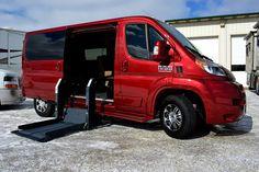 Best Wheelchair Van