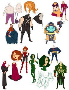 Captain America: The Animated Series #3, by Kris Anka