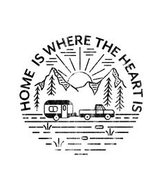 Got inspired living full time RV so I thought I would do a camper shirt for my m. 1 Tattoo, Pyrography, Doodle Art, Line Art, Coloring Pages, Cricut, Logo Design, Doodles, Sketches