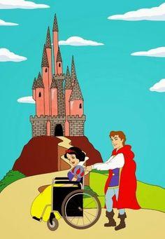 Cadeirantes em Foco: Princesa cadeirante e Príncipe http://cadeirantesemfoco.blogspot.com/2014/02/princesa-cadeirante-e-principe.html?spref=tw