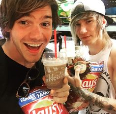 Alex and Timmy