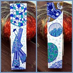 Inspiration Zendala - Pince à papier Terre légère
