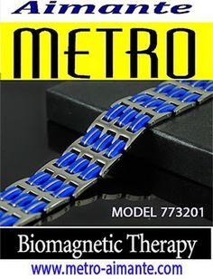 Metro Aimante: Metro Aimante  high power  biomagnetic health brac...