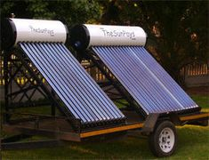 Importer and distributor of High Pressure and Low Pressure geysers, Inverters, Batteries and Solar Panels as well as Solar Accessories.