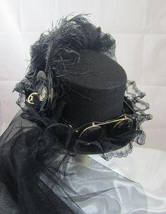 STEAMPUNK TOP HATS Steampunk ShopSteampunk Costume by EmilyWayHats