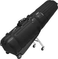 Take the stress out of travel with the Sun Mountain ClubGlider Meridian Travel Cover. Engineered to get your clubs from Point A to Point B in one piece. | Golf Galaxy
