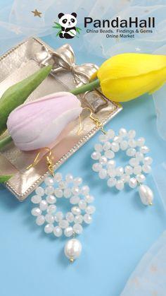 Wire Jewelry Designs, Handmade Wire Jewelry, Diy Crafts Jewelry, Bracelet Crafts, Beaded Jewelry Patterns, Fabric Jewelry, Wire Wrapped Jewelry, Earrings Handmade, Bead Crafts