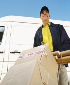 If you have ever ordered a television, furniture, or other bulky items online then you know how difficult it can be to get the box into the house...