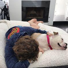 """260.6k Likes, 7,900 Comments - Luke Hemmings (@lukehemmings) on Instagram: """"Im the Instagram dog obsessed guy now"""""""