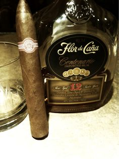 Montecristo No. 2 Cuban Cigar - SW this is hte Rum I will always have stocked in the house.