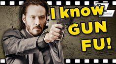GUN FU: How to Master the Art of Kung Fu with Guns - Frame by Frame