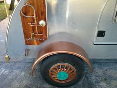 Picture of How to Steampunk a Tiny Teardrop Camper