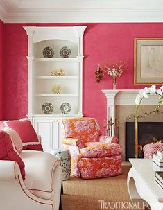 83859bac661c South Shore Decorating Blog  50 Favorites for Friday  Beautifully Colorful  Rooms Design Room