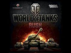 "World of Tanks: Rush ""Live Play"" (Asmodee/Hobby World Games) GreyElephan..."