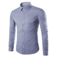 Men's Clothing Apprehensive Brand Plus Size 5xl 6xl 7xl Men Dress Shirts Mens Slim Fit Casual Shirt Twill Solid Color Formal Social Work Shirt Easy Care