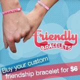 friendship-bracelets.net: has a bunch of tutorials, patterns, videos, links, etc.