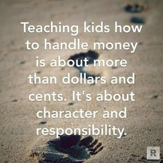 Smart Money Smart Kids by Dave Ramsey and Rachel Cruze Financial Quotes, Financial Peace, Financial Success, Financial Literacy, Financial Planning, Dave Ramsey Quotes, Dave Ramsey Kids, Rachel Cruze, Budgeting Finances