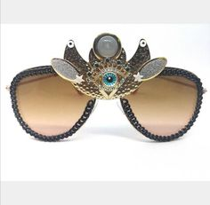 #sunglasses #thirdeyesunglasses #thirdeye #spiritualgift #awake #festival #unusualsunglasses #artisan #customised Festival Sunglasses, Designer Shades, Funky Outfits, 3rd Eye, Product Ideas, Fashion Face Mask, Festival Outfits, Sunglasses Accessories, Lenses
