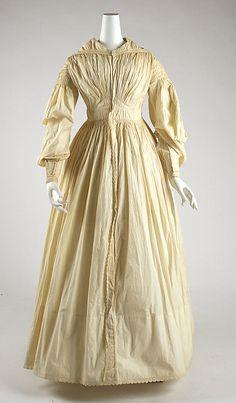 Dress  Date: 1830s Culture: American or European