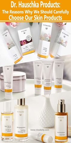 Hauschka Products: The Reasons Why We Should Carefully Choose Our Skin Products. Best Drugstore Makeup, Drugstore Skincare, Best Skincare Products, Skin Products, Best Face Products, Skincare Routine, Beauty Routines, Makeup Products, Beauty Products