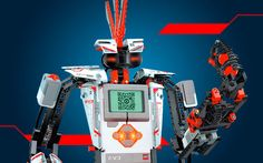 Lego Mindstorms Robotics -These kits are pricey, but what a child can learn and build for robotics is priceless. Lego Mindstorms, Lego Wedo, Teaching Kids, Kids Learning, Programming Tools, Lego Robot, Robots, Robot Kits, Bring Up