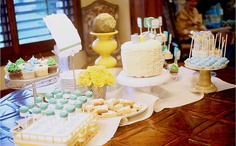 This is a party I just did for my close friend Tiffany, it was such a fun job!!