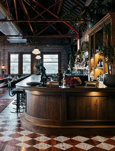 Sydney, Australia, - Stanton & Co is a restaurant interior fit out of an existing heritage shell. The venue holds 250 patrons and is a fine bar/bistro offering internal and external dining with an open show kitchen. Pub Interior, Interior Fit Out, Bar Interior Design, Restaurant Interior Design, Commercial Interior Design, Commercial Interiors, Pub Design, Design Studio, Restaurant Bar
