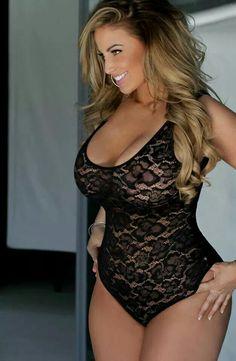 Gorgeous Blond Vixen Ashley Alexis