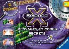 Sciences X - Codes secrets